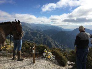 Vakantie in Cómpeta - Paardrijden